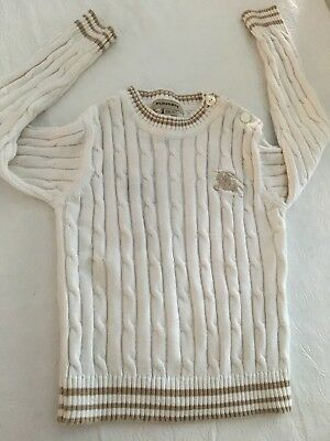 Burberry Toddler Sweater Size 2