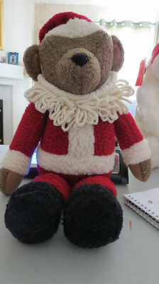 Hallmark Kris the Santa Bear Vintage