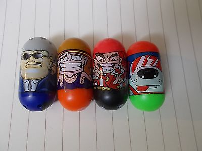 Mighty Beanz Lot, Secret Service Bean Special Edition 347 & More!