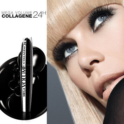 Mascara Mega Volume Collagene 24 H Noir Extra L Oreal