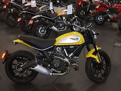 2016 Ducati SCRAMBLER ICON  2016 DUCATI SCRAMBLER ICON 800 GREAT ITALIAN STYLE AT A NEW LOWER PRICE!