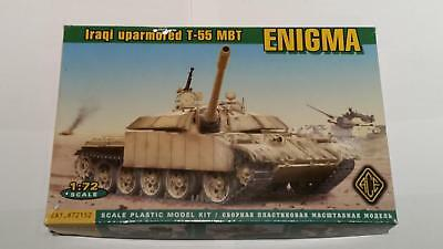 Ace 72152 Iraqi uparmored T-55 MBT Enigma Irakischer Kampfpanzer Moderne 1:72