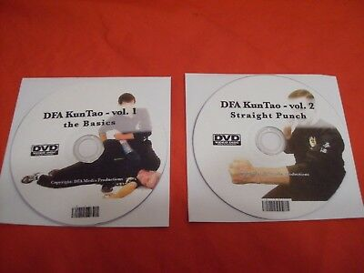 DFA KUNTAO 2 DVD set