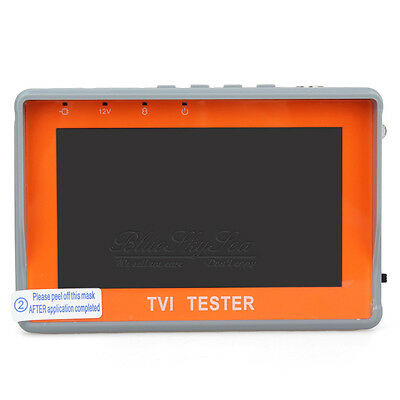"4.3"" LCD Wristband HD TVI CCTV Coaxial BNC Cam Video Monitor Tester 12V-Out"