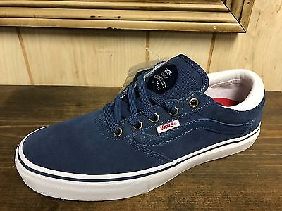 Vans Gilbert Crockett Pro Blue Size 9.0