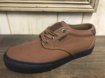 Vans Chima Estate Pro Tobacco Brown Size 8