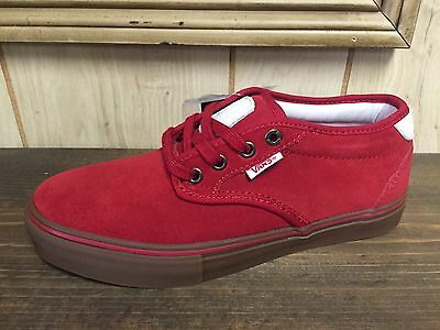 Vans Chima Estate Pro Red Size 7.5