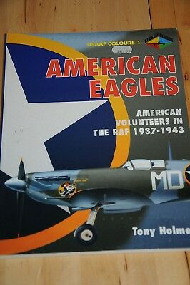 Classic Colours; ASAAF Colours 1; American Eagles