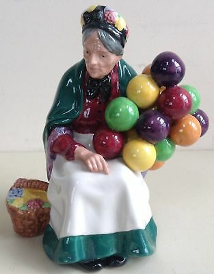 Royal Doulton HN1315 The Old Balloon Lady Seller
