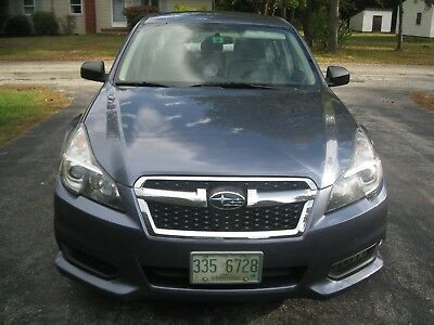 2013 Subaru Legacy Base 2013 Subaru Legacy Sedan All Wheel Drive 2.5i