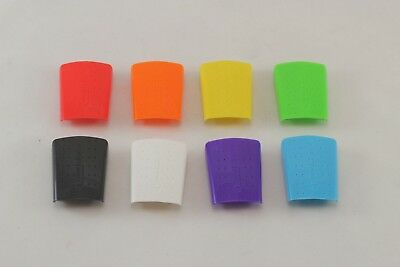 Scalextric Accessories - C7002 - Digital Hand Throttle Coloured Tops - X8