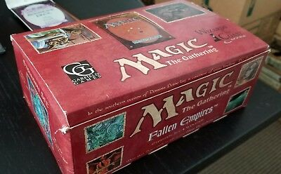 MTG Fallen Empires - 55 sealed booster packs