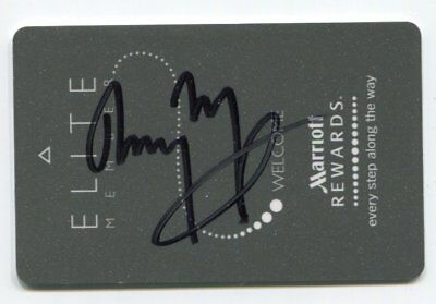 led zeppelin JIMMY PAGE autograph HAND SIGNED 6138