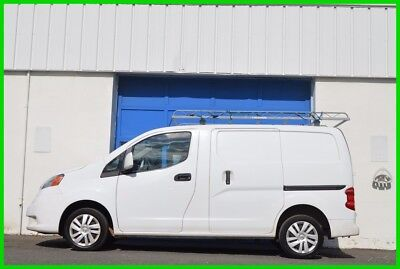 2014 Nissan NV SV Repairable Rebuildable Salvage Runs Great Project Builder Fixer Easy Fix Save