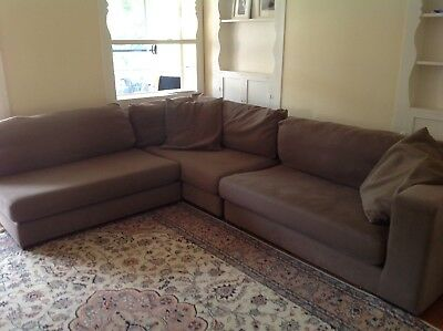 Freedom Sectional Couch Sofa Lounge