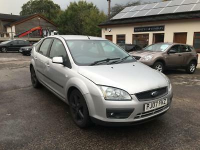 2007 Ford Focus 1.8 Sport S Limited Edition 5Dr