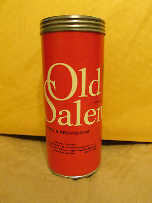 Old Salem Goods & Provisions Container