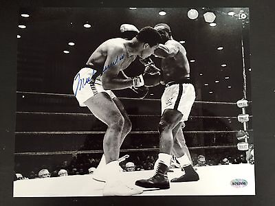 Muhammed Ali  Autographed  8x10 Photo. .......Certified.