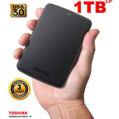 New High Speed USB3.0 1TB External Hard Drives Portable Mobile Hard Disk