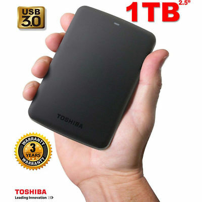 New High Speed USB3.0 1TB External Hard Drives Portable Mobile Hard Disk2