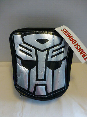 Valvoline 2017 Transformers Autobot Lunch Box Lunch Cooler Hasbro NEW