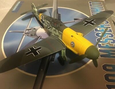 "Franklin Mint Armour Collection 1:48 Messerschmitt Bf-109 ""Molders"""