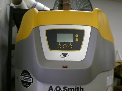 A.O. Smith Cyclone Xi Water Heater BTH 250 100 100Gal  Natural Gas Used