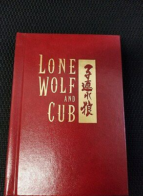 Lone Wolf And Cub Volume 1 Hardcover Exclusive Manga