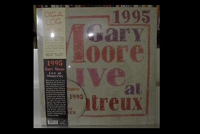 Gary Moore ‎– Live At Montreux 1995 2 LP plus CD