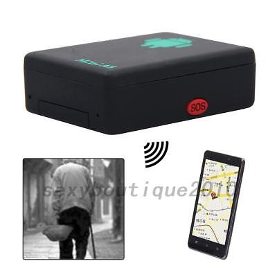Useful Car Vehicle GPS Tracker Locator Track Device Mini A8 Tracking Black