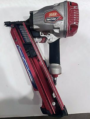 "Max SuperFramer SN883CH/28 3.25"" Framing Nailer"