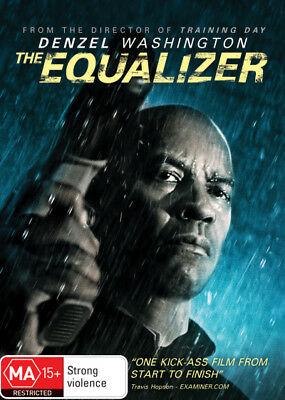 The Equalizer (2014)  - DVD - NEW Region 4