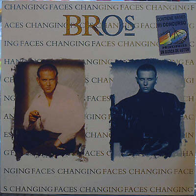 """LP BROS """"CHANGING FACES"""". Nuovo"""
