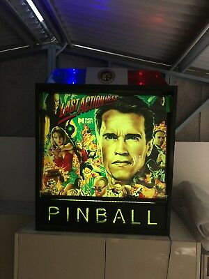 pinball head box - man cave