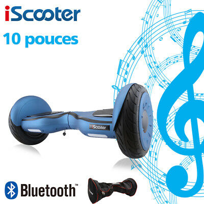 """10"""" Pouces Bluetooth Scooter électrique Overboard Self Balancing Scooter 2017"""