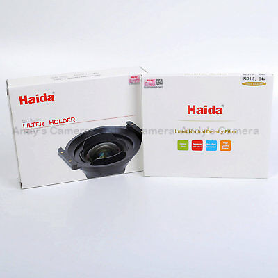 Haida 150mm Filter Kit for Tamron 15-30mm 2.8 Lens, Holder + ND1.8 64x Filter