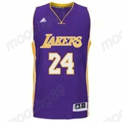 New Men's Los Angeles Lakers #24 Kobe Bryant Basketball Jersey