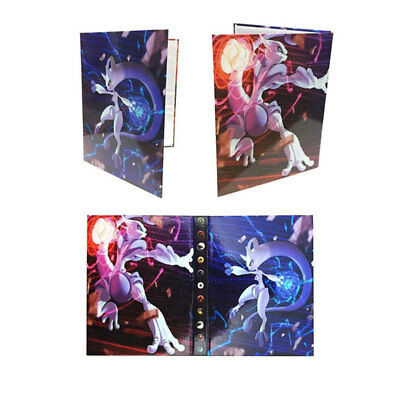 Pokemon Game Characters Album Book List 160 Cards Collectors Cute Toys