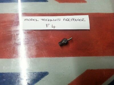 Model Technics F4 Glow Plug Used Cheap Spare Tested With Strong Glow  Free Post