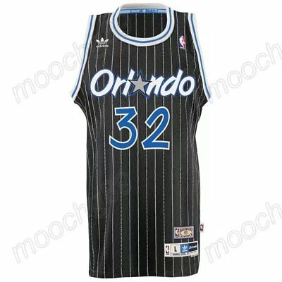 New Men's Orlando Magic #32 Shaquille O'Neal Basketball Jersey