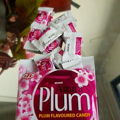 37.5 G AMIRA PLUM yummy delicious Flavored Candy for Meeting Travel,Picnic,Party