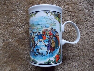 "Lovely Dunoon Charles Dickens ""pickwick Papers"" Stoneware Mug"
