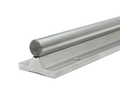Linear Guide, Supported Rail tbs20 - 350mm long