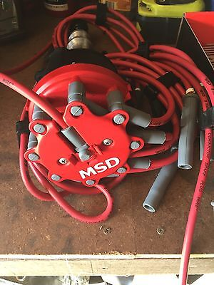 MSD Distributor New Controller Leads & Plugs