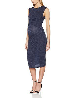 New Look Wrap Front, Vestito Donna Sb01N7Pi4Vy