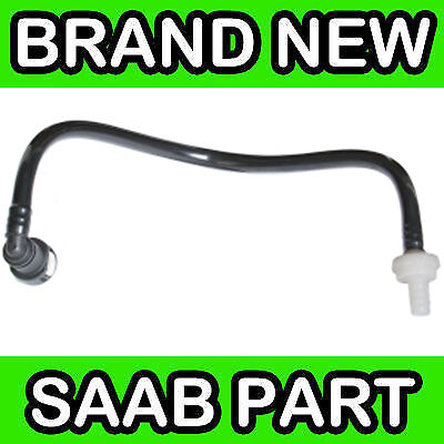 Saab 9-5 (04-10) Crank Case Ventilation Hose & PCV Check Valve (From Oil Trap)