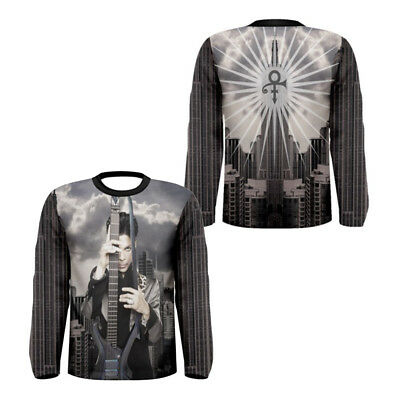 New Prince Roger Nelson Welcome 2 America Tour The Artist Long Sleeves T-shirt