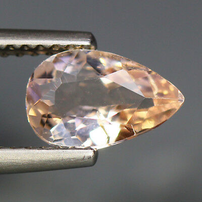 0.90 Cts_Unique Rare Hi-End Collection_100 % Natural Unheated Pink Morganite