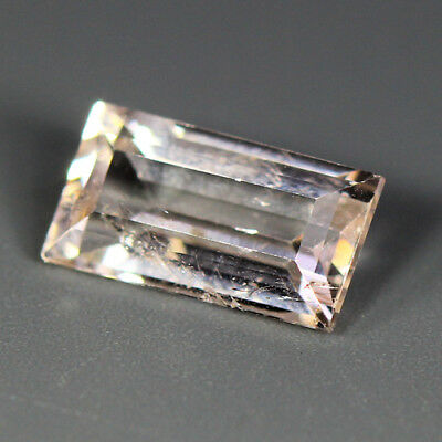 1.27 Cts_Unique Rare Hi-End Collection_100 % Natural Unheated Pink Morganite