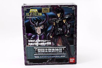 Saint Seiya CAPRICORN Myth Cloth SHURA SURPLIS Action Figure Hades Bandai Japan